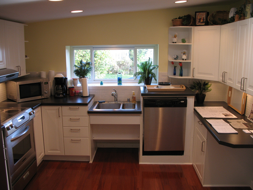 Image gallery handicap accessible kitchens - Accessible kitchen design ...